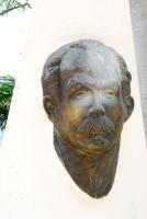 A 114 AÑOS DE SU CAIDA EN COMBATE ILUMINADO EL ROSTRO DE JOSE MARTI