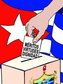 ELECCIONES EN CUBA: UN DOMINGO PARA LA PAZ Y EL FUTURO