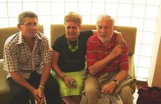 Martianos y cubanos hasta la médula: Ada Bertha Frómeta Fernández y Alberto Velázquez Lopez