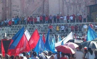 Primero de Mayo en Cuba: Unidas  la identidad, la autoestima