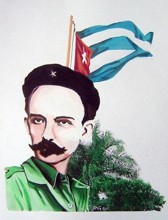 Cuba: Saludo personal al 26 de Julio en Las Tunas