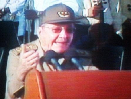 Cuba ratifica su vocación pacífica