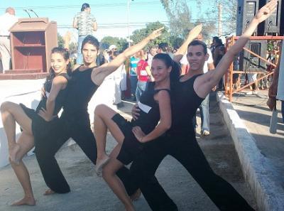 Danza tunera rememora el triunfo de Cuba