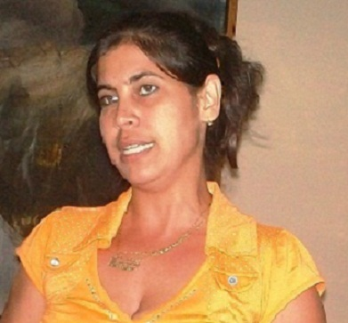Taymara llora por Chávez