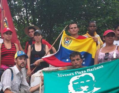 Cien ceibas de honor a Cuba