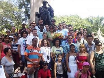 Ochenta horas al lado de José Martí